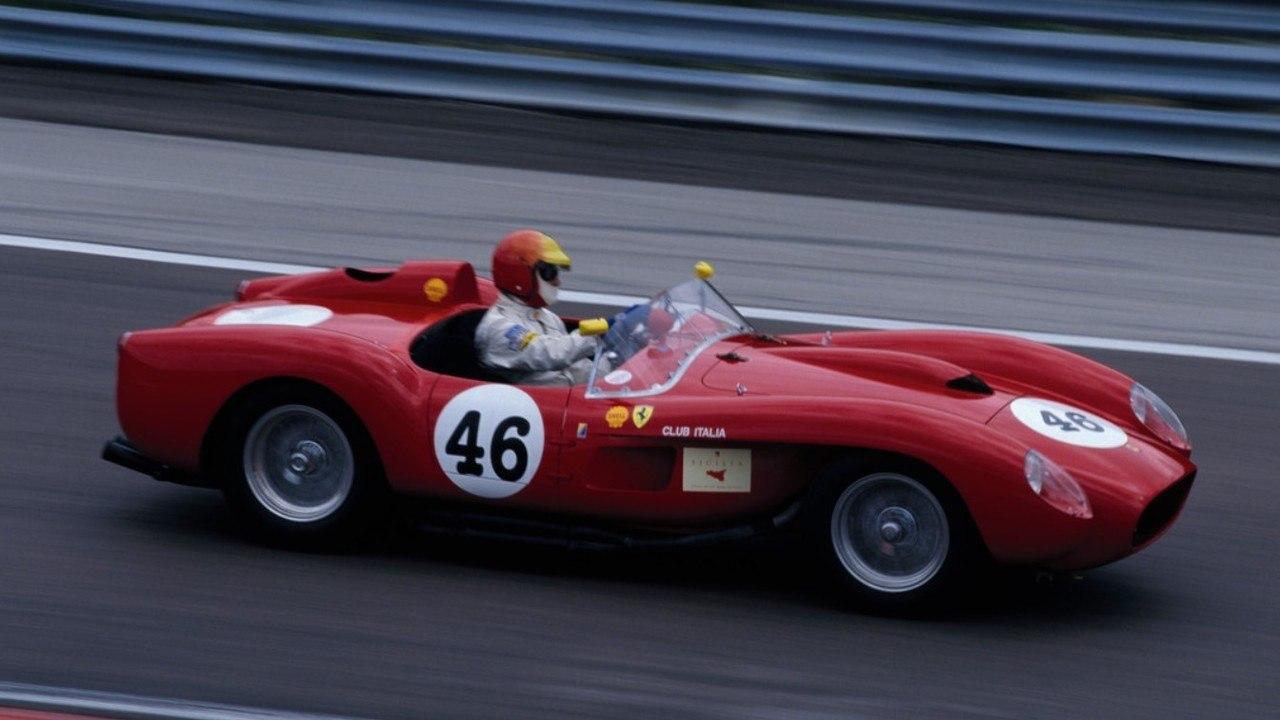 La historia olvidada del Ferrari Testa Rossa que casi compite en IndyCar