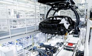 El nuevo Audi e-tron GT compartirá línea de producción con el R8