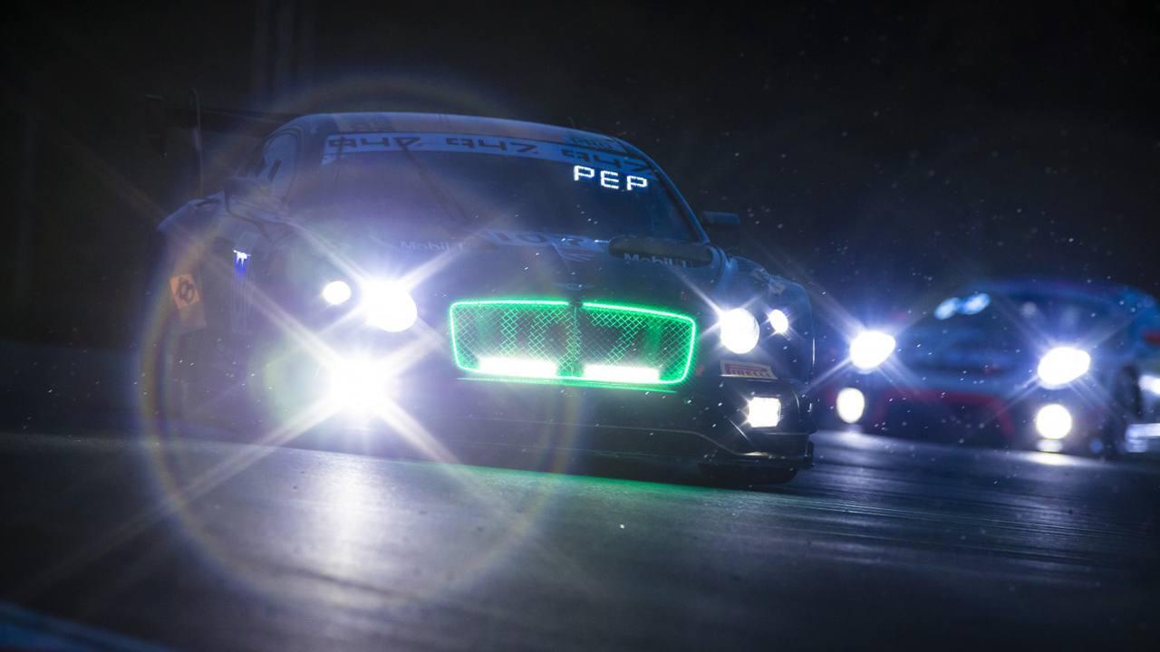 Bentley cierra su programa oficial en GT3 con un 'adiós' en Kyalami