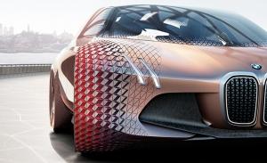 El concept BMW VISION NEXT 100 marcará la futura línea de diseño de BMW