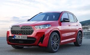 Nueva recreación del BMW X1 2022, el SUV compacto de Múnich será más deportivo