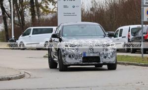 Nuevas fotos espía del BMW X4 M Facelift 2022 descubren interesantes detalles