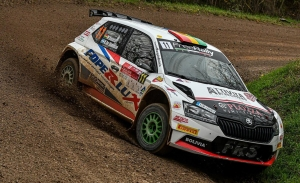 Bulacia y Mikkelsen lucharán por el título de WRC2 con Skoda y Toksport