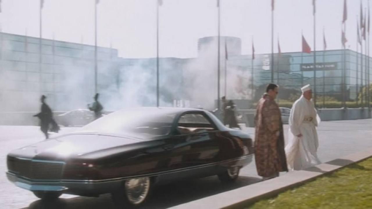 Cadillac Solitarie Concept