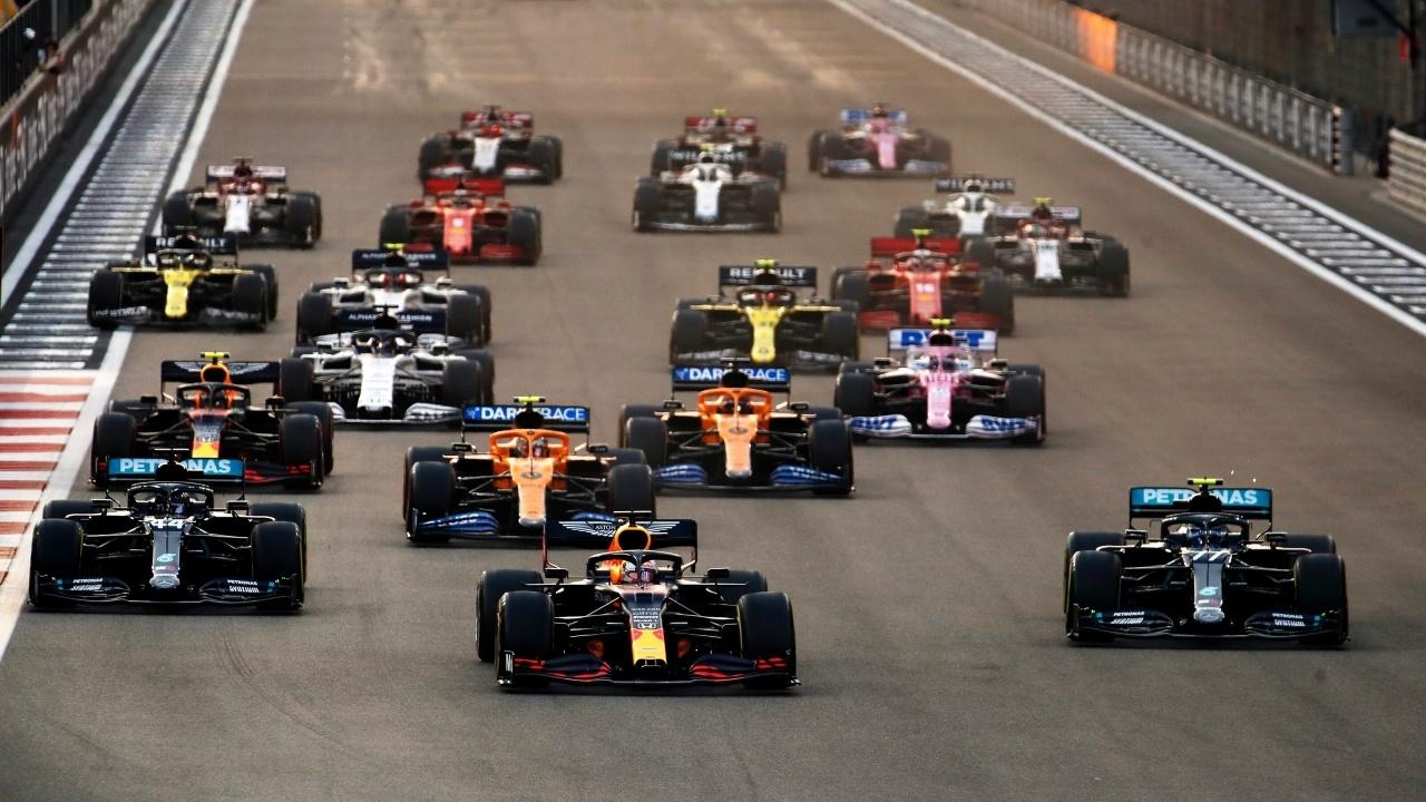 Así queda el calendario de la Fórmula 1 para la temporada 2021
