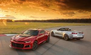 Los Chevrolet Camaro V8 han sido prohibidos en California y Washington