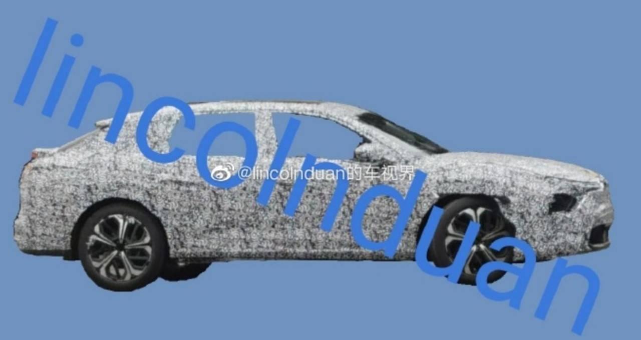 El nuevo Citroën C5 2022 vuelve a dejarse ver en nuevas fotos espía de China
