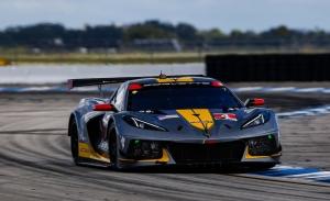 Corvette Racing se hace con los servicios de Nick Tandy y Alexander Sims