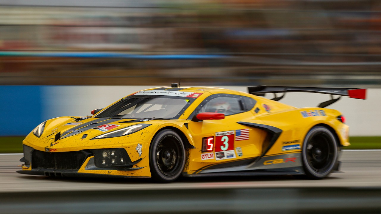 Corvette Racing pasa a estar bajo el control de Oshkosh Corporation