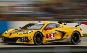 Corvette Racing pasa a estar bajo el control de Oshkosh Corporation