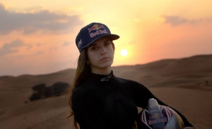 Cristina Gutiérrez correrá el Dakar 2021 con un 'Side by Side' de Red Bull