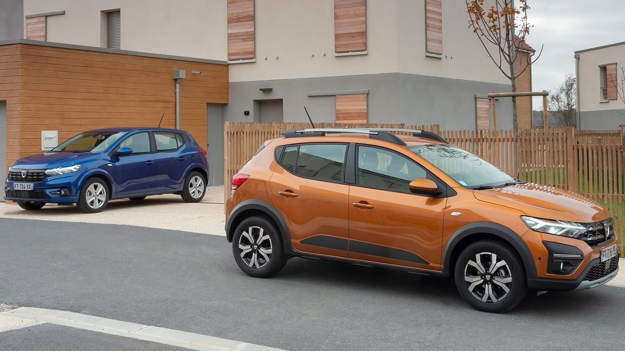 Dacia Sandero 2021 y Dacia Sandero Stepway 2021