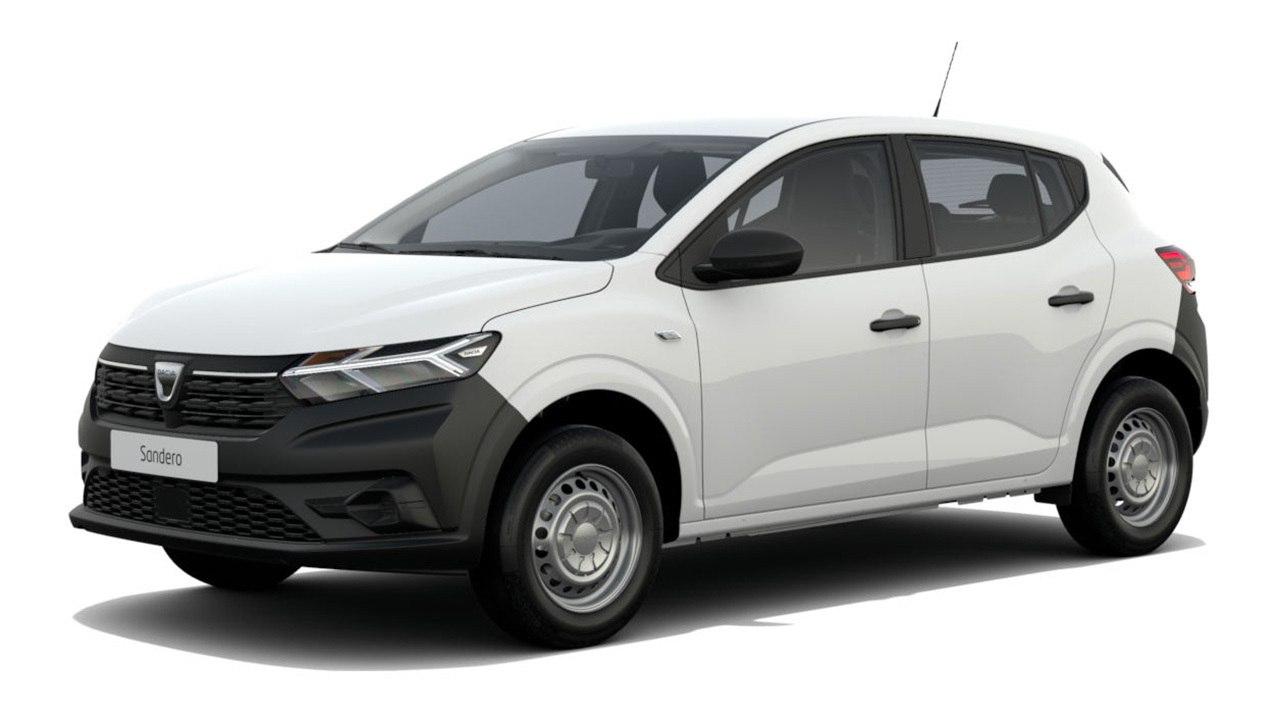 Dacia Sandero 2021, así es la versión más barata y que posiblemente no quieras comprar