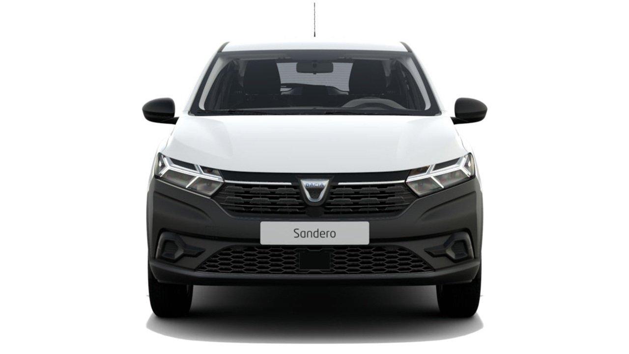 Dacia Sandero Access 2021 - frontal