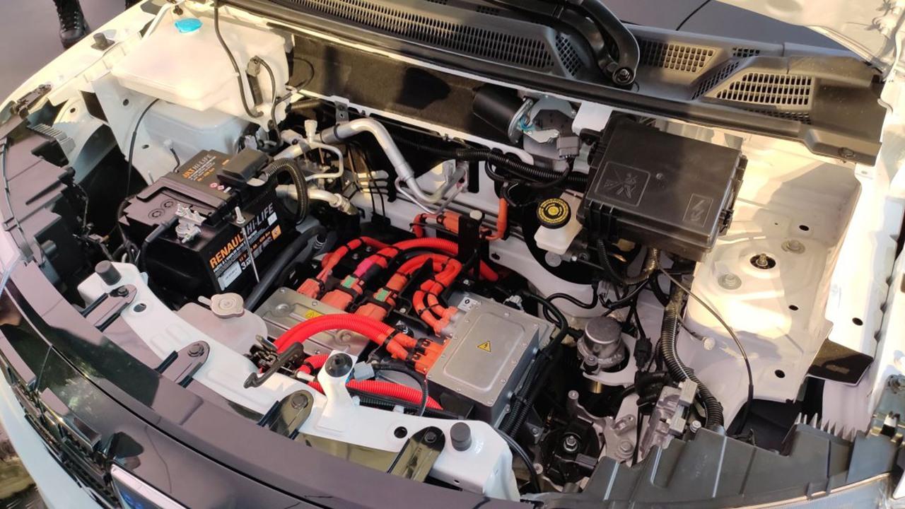 Motor eléctrico del Dacia Spring