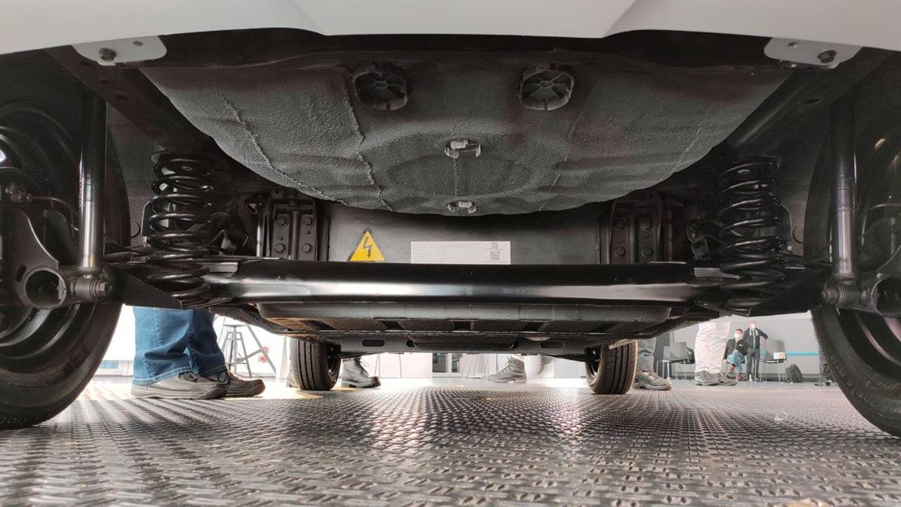 Batería del Dacia Spring