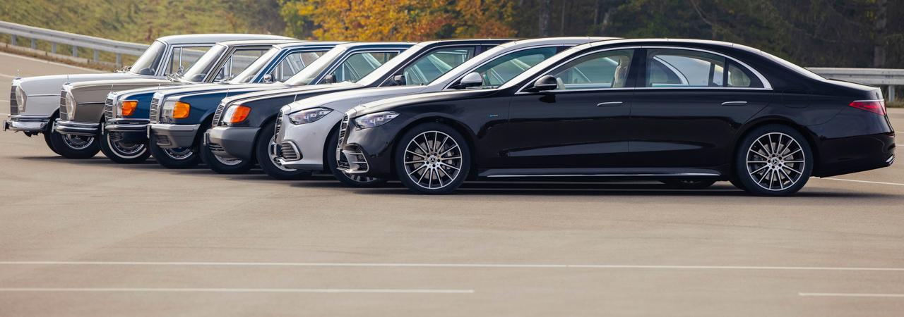 Prueba Mercedes Clase S 2021, el líder sigue siendo el líder