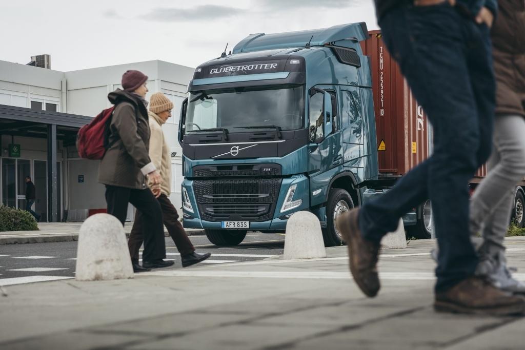 El asistente de voz Alexa de Amazon llega a los camiones de Volvo