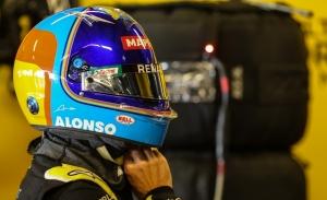 Fernando Alonso hace balance del test: «Encendió mi espíritu competitivo»