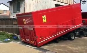 ¡Exclusiva! Cazado el nuevo Ferrari de Sainz para 2021 en fotos espía