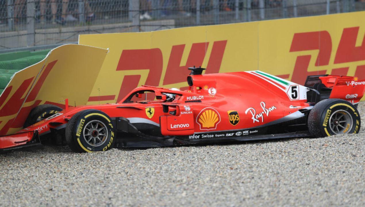 Ferrari y Vettel: 3 causas de un fracaso