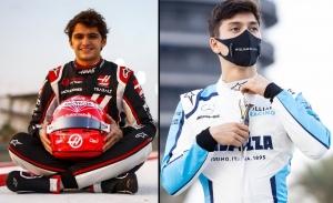 Pietro Fittipaldi y Jack Aitken: quienes son los debutantes del GP de Sakhir