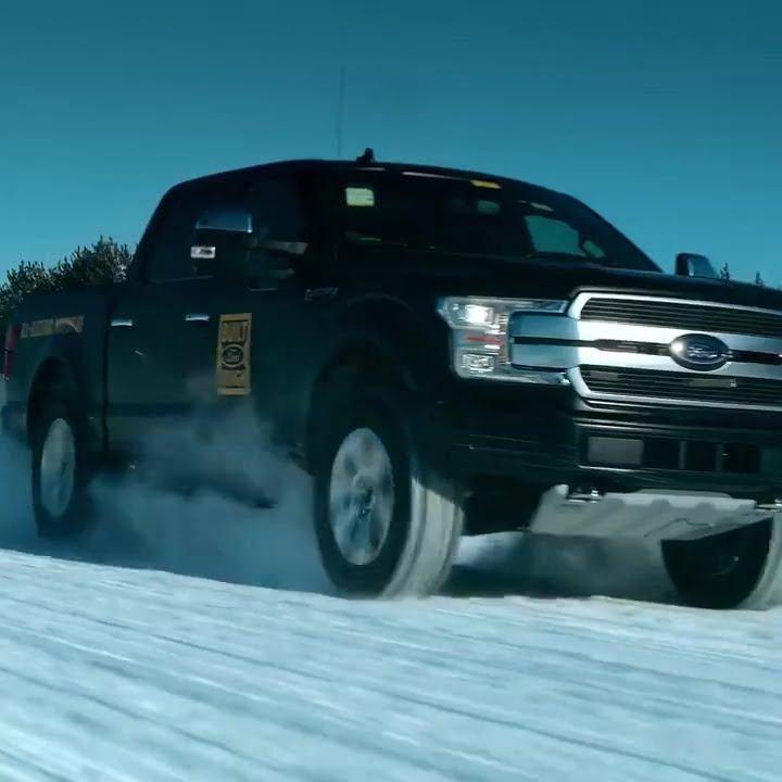 Nuevo vídeo teaser del futuro Ford F-150 Eléctrico demuestra su capacidad en la nieve