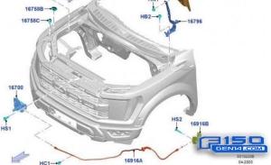 ¡Filtrado! El nuevo Ford F-150 Raptor nos muestra su frontal por primera vez