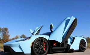 Esto es lo que te entrega Ford cuando le pagas 30.000 $ por pintar tu Ford GT