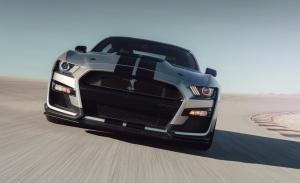 El V8 de 770 CV del Shelby GT500 cuesta casi lo mismo que un Mustang nuevo