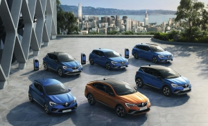 Francia -  Noviembre 2020: Renault se asegura otro año de liderato