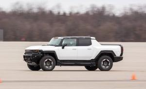 GM desvela los primeros prototipos de desarrollo del nuevo Hummer eléctrico
