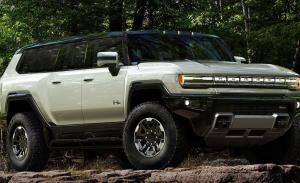 Un informe adelanta la fecha de presentación del GMC Hummer SUV 2023