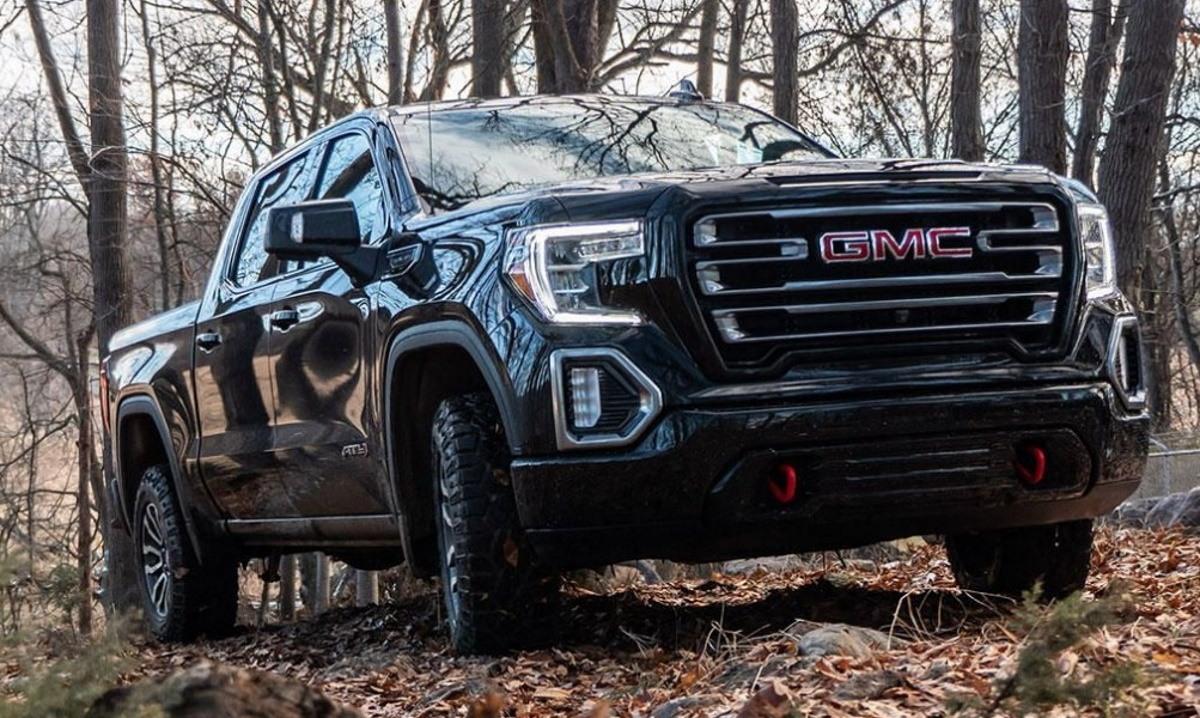 Oficial: el GMC Sierra pick-up también será 100% eléctrico