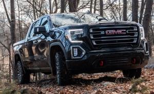 El GMC Sierra pick-up también será 100% eléctrico