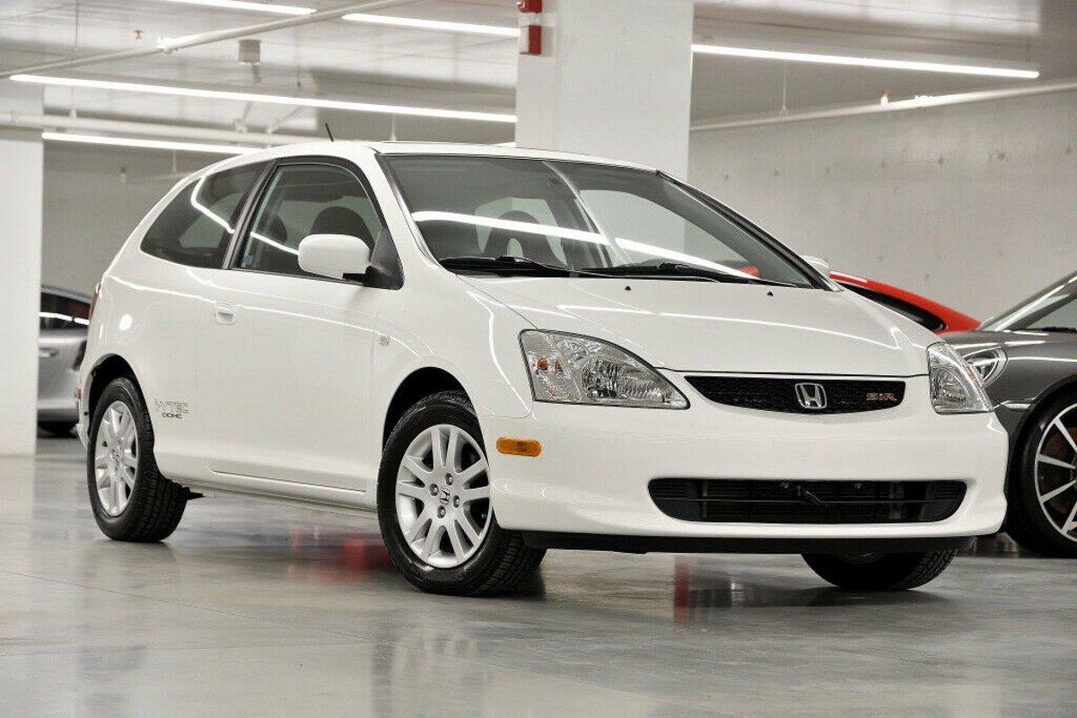 Los Honda Civic Si de hace 20 años ya son más caros que los Civic nuevos