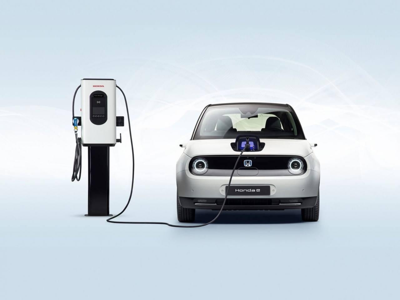 Honda dejará de vender modelos gasolina y diésel en Europa a partir de 2022