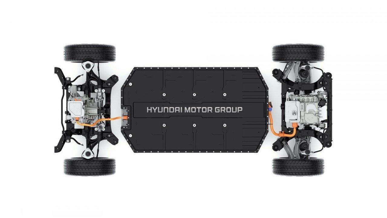 La nueva plataforma de coches eléctricos e-GMP de Hyundai asalta la MEB de Volkswagen