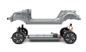 Hyundai desvela las cualidades de su nueva plataforma e-GMP para coches eléctricos