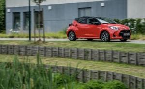 Italia - Noviembre 2020: El nuevo Toyota Yaris ocupa el segundo puesto