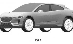 Unos bocetos del Jaguar i-Pace parecen filtrar un rediseño del crossover eléctrico