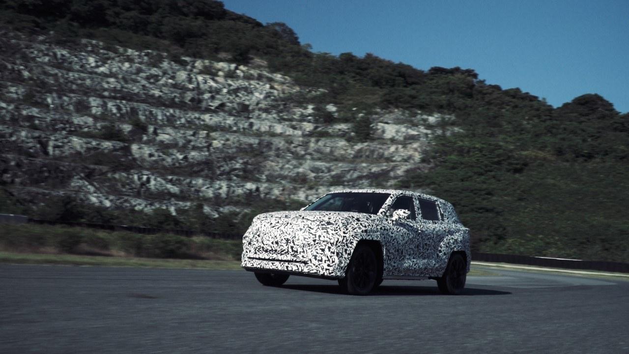 Lexus SUV Electric