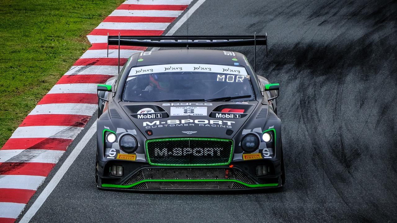 M-Sport llevará el programa 'carreras-cliente' de Bentley en GT3