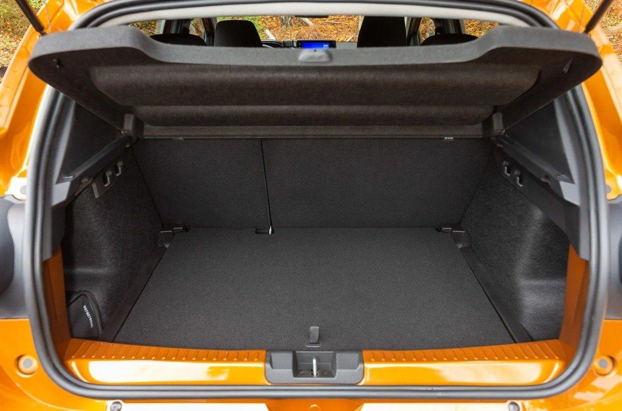 Los métodos para calcular el volumen del maletero de los coches, con todo detalle