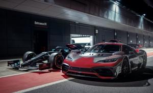 El Mercedes-AMG Project ONE adelanta la nueva tecnología AMG E Performance