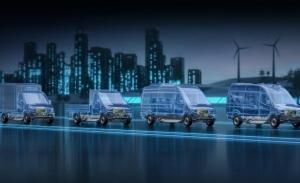 El futuro Mercedes eSprinter estará basado en una nueva plataforma eléctrica