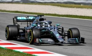 Mercedes explica la ausencia de Mazepin en el test de Abu Dhabi