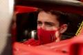 Sainz y su duelo con Leclerc en Ferrari: «Será difícil igualarlo»