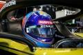 Comienza el test de Abu Dhabi con Fernando Alonso a bordo del Renault R.S.20