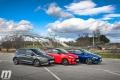 Comparativa Hyundai i20 vs Toyota Yaris vs Ford Fiesta, urbanitas con sello Eco (con vídeo)